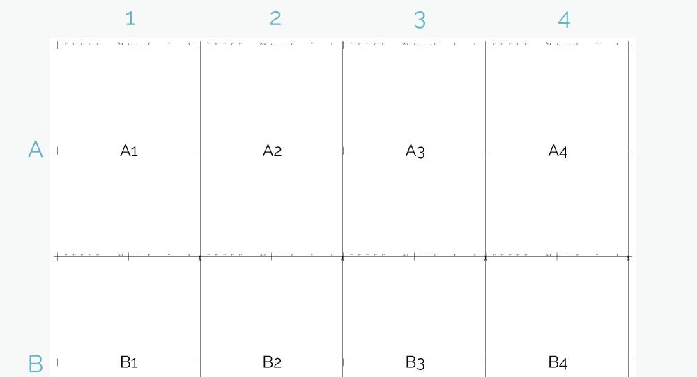 Piecing your PDF patterns