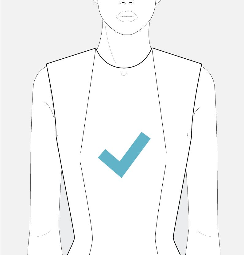 Basic torso block - Patternlab