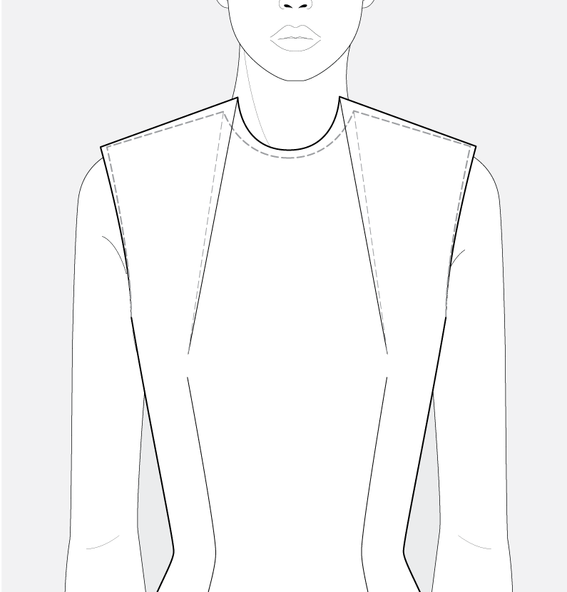Ill-fitting basic torso block - Patternlab