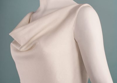 Cowl neck tutorial