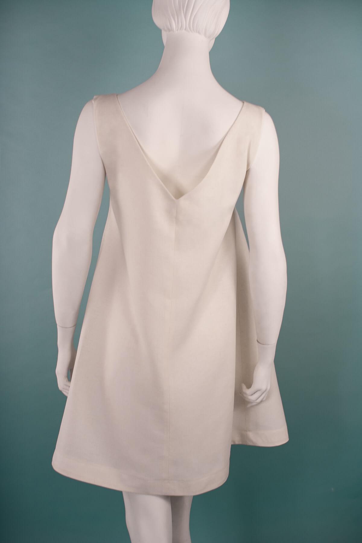 A-line-dress-sewing-pattern-back