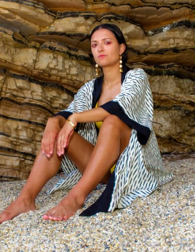 francesca elise bikini cover-up photoshoot corfu patternlab sewing patterns