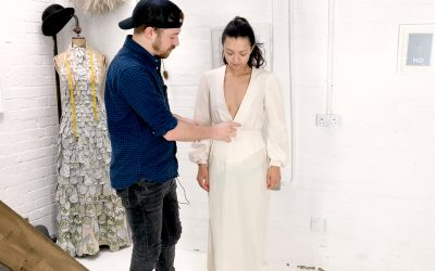 S1. EP7. Creating An Initial Pattern & Toile – Indigo Robe